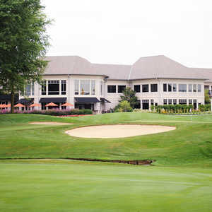 Scioto Reserve Golf & Athletic Club: Clubhouse