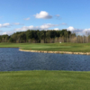 View of a green at Clover Valley Golf Club