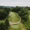 View of the 17th hole at EagleSticks Golf Club