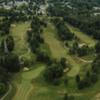 Aerial view from EagleSticks Golf Club