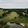 View of the 1st fairway at EagleStick Golf Club
