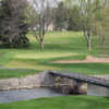 A view of the 11th hole at Highland Meadows Golf Club.