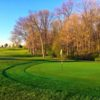 A view of hole #3 at North Course from Reid Park Golf Club.