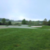 A view of a well protected hole at Mayfield Country Club.
