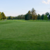 A view of a hole at Chardon Lakes Golf Course.