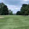 A view of a green at J. E. Good Park Golf Course.
