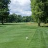 A view from tee #12 at J. E. Good Park Golf Course.