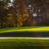 A view of a green from Fowler's Mill Golf Course.