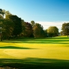 A view of the 18th green at Walnut Grove Country Club