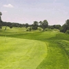 A view of green #8 at Tamaron Country Club