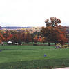 A fall view from Ironwood Golf Course