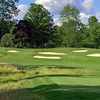 A view of green #11 at The Country Club