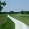 A view from the narrow path near fairway #14 at Circling Hills Golf Course