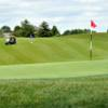 A view of the 15th green at Legendary Run Golf Club