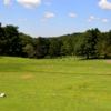 A view from tee #13 at Salt Fork State Park Golf Course