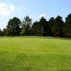 A view of a green at Salt Fork State Park Golf Course