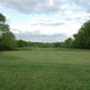 A view of a green at Cedar Trace Golf Club