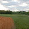 A view of a tee at Cedar Trace Golf Club