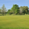 A view of a green at Clinton Heights Golf Course