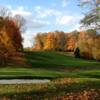 A fall view from O'Bannon Creek Golf Club