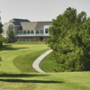 A view of a fairway at Blue Ash Golf Course