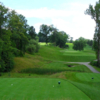 A view from tee #8 at Cincinnati Country Club (GolfTripper)