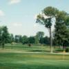A view of a green at Pheasant Run Golf Course