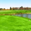 A view from a tee at Briarwood Golf Course
