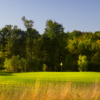 A view of a green at Sand Ridge Golf Club