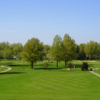 A view of a fairway at Pine Ridge Country Club