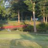 A view of a green at Olde Dutch Mill Golf Course