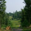 A view of a tee at Valley Vista Golf Course