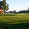 View of the 3rd fairway and green at Walnut Run Golf Course