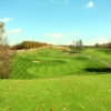 View of the 1st hole at Deer Ridge Golf Club