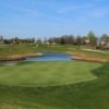 View of the 5th green at New Albany Links Golf Club