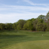 A view of a hole at Mill Creek Park Golf Course