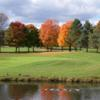 A fall view from Brookledge Golf Club