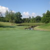 A view of hole #2 at Losantiville Country Club