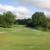 A view from a tee at Spring Hills Golf Club