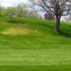 A view of a hole at Eaton Country Club