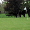 A view of a green at Eaton Country Club