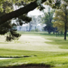 A view of a fairway at Eagle Creek Golf Club