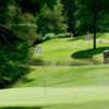 A view of the 6th hole at Hide-A-Way Hills Golf Course