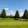 A view of a green at Green Valley Golf Club