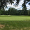 A view of hole #2 at Par 3 from Columbus Country Club