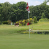 View of a green at Pheasant Run Golf Course