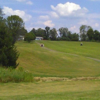 A sunny day view of a fairway at Eagle Pass (Ralph D Hunter).