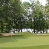 A view of a hole at Shaker Run Golf Club.