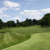 A view from a tee at Glenmoor Country Club.