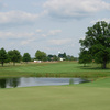A view from green #11 at Glenross Golf Course